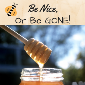 Be Nice Or Be Gone