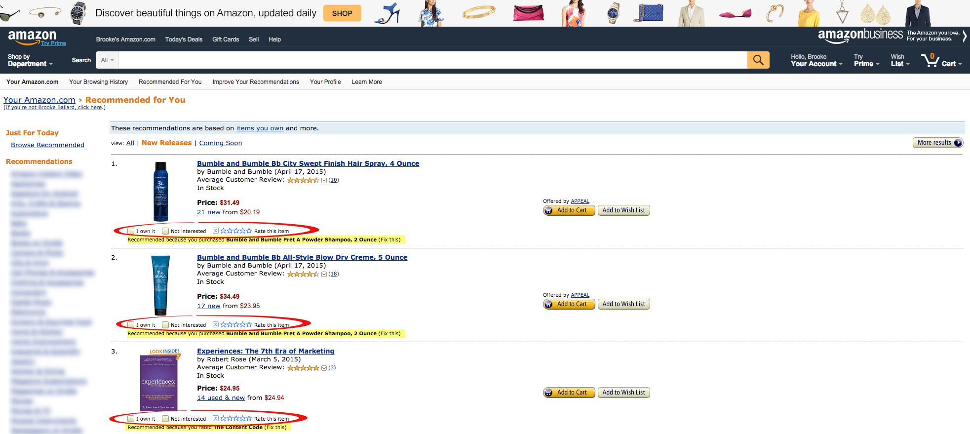 amazon-personalization