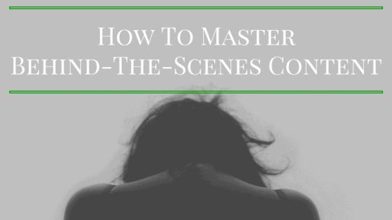 behind-the-scenes-content