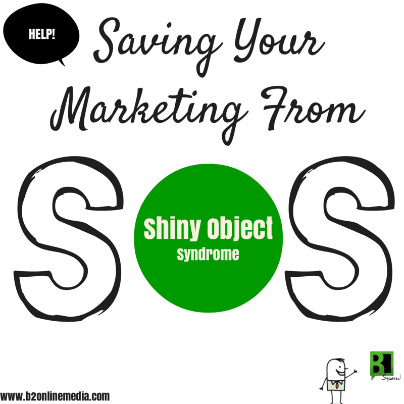 saving your marketing from SOS