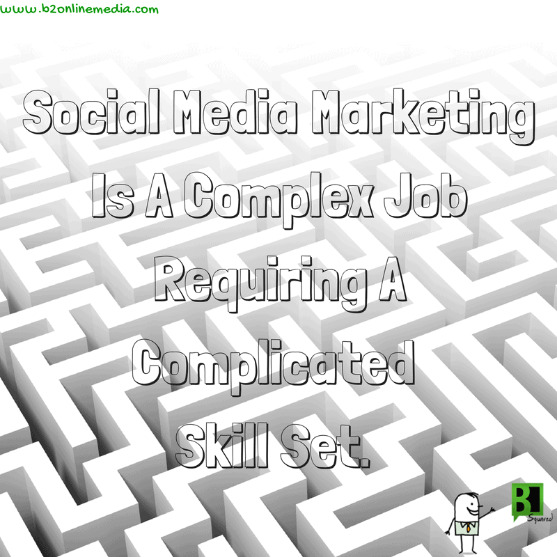 smm complicated skill set