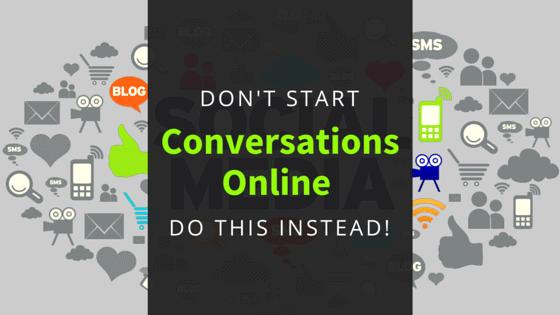 start-conversations-online