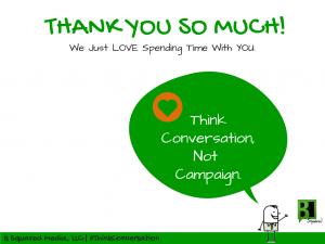 thank you webinar