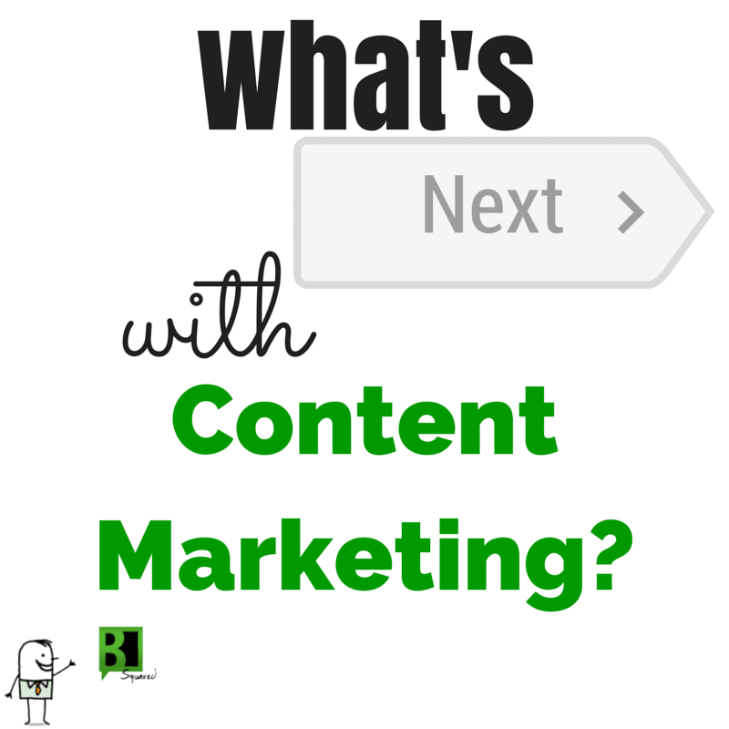 what's next with content marketing