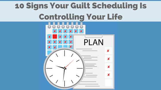 guilt-scheduling