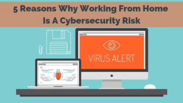 working from home cybersecurity