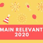 Remain Relevant In 2020