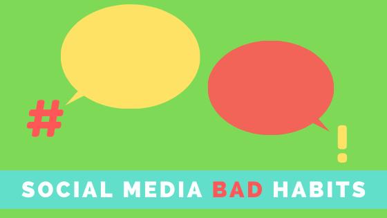 Social Bad Habits