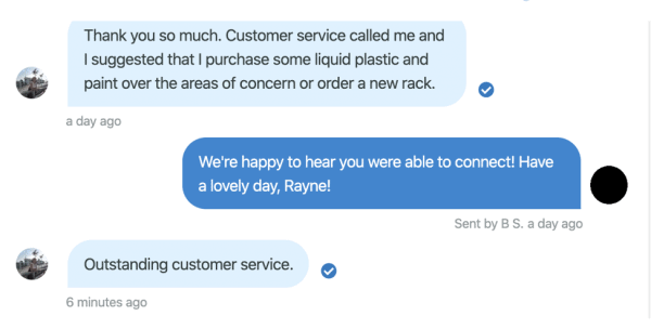 online-customer-care-compliment